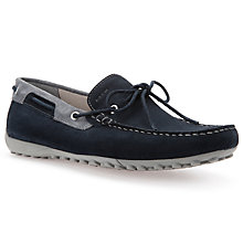 Buy Geox Snake Man Moccasins Online at johnlewis.com