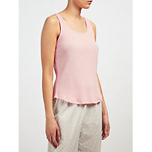 Buy John Lewis Wide Rib Vest Top Online at johnlewis.com