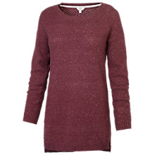 Buy Fat Face Tintagel Longline Jumper Online at johnlewis.com