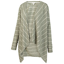 Buy Fat Face Elgin Waterfall Cardigan Online at johnlewis.com