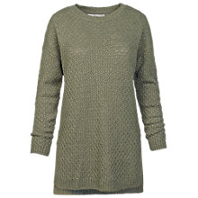 Buy Fat Face Haywood Knitted Tunic Online at johnlewis.com