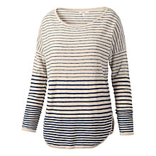 Buy Fat Face Shawbury Stripe Jumper Online at johnlewis.com