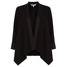 Buy Coast Larissa Kimono Jacket, Black Online at johnlewis.com