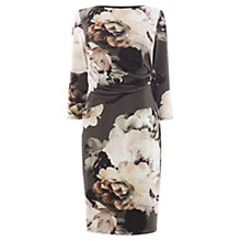 Buy Coast Arezzo Print Harmony Dress, Multi Online at johnlewis.com