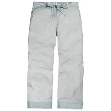 Buy Fat Face Stripe Lounge Pants, Grey Marl Online at johnlewis.com