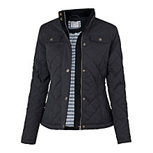 Buy Fat Face Shilington Quilted Jacket Online at johnlewis.com