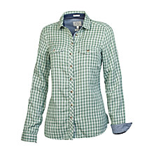 Buy Fat Face Classic Fit Gingham Shirt, Lakeside Online at johnlewis.com