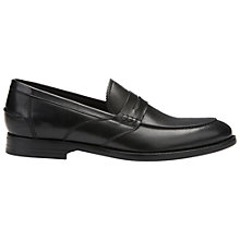 Buy Geox Hampstead Leather Loafers Online at johnlewis.com
