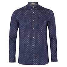 Buy Ted Baker Belgym Fil Coupe Shirt Online at johnlewis.com