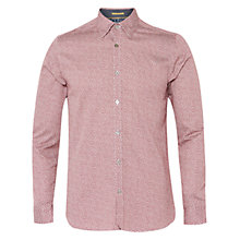 Buy Ted Baker Shake It Floral Print Shirt Online at johnlewis.com