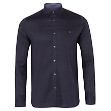 Buy Ted Baker Newline Stretch Linen Blend Shirt Online at johnlewis.com
