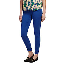 Buy Maison Scotch La Bohemienne Skinny Jeans, Blue Online at johnlewis.com