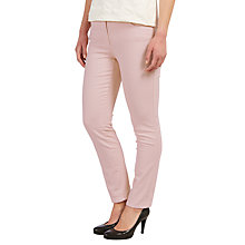 Buy Gerry Weber Slim Leg Stretch Jeans, Rose Online at johnlewis.com