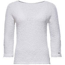 Buy Tommy Hilfiger Hady Jumper, Snow White Online at johnlewis.com