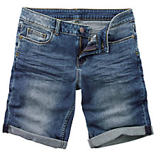 Buy Fat Face Bermuda Shorts, Denim Online at johnlewis.com