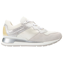 Buy Geox Shahira Lace Up Trainers Online at johnlewis.com