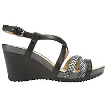 Buy Goex Rorie Wedge Heeled Sandals Online at johnlewis.com