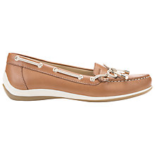 Buy Geox Yuki Flat Loafers Online at johnlewis.com