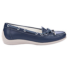 Buy Geox Yuki Flat Heeled Loafers Online at johnlewis.com