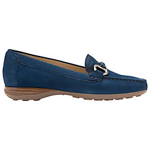 Buy Geox Euro Flat Slip On Loafers Online at johnlewis.com