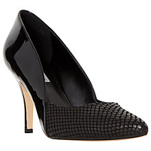 Buy Dune Alyvia High Heeled Stiletto Court Shoes Online at johnlewis.com