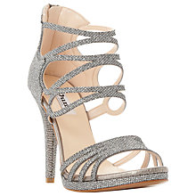 Buy Dune Miroir Stiletto Sandals Online at johnlewis.com