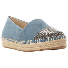 Buy Steve Madden Pulsee Slip On Espadrilles Online at johnlewis.com