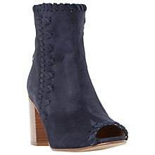 Buy Dune Primrose Block Heeled Shoe Boots Online at johnlewis.com