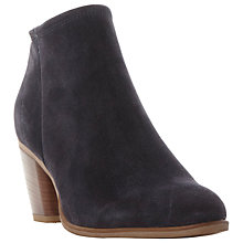 Buy Dune Princeton Block Heeled Ankle Boots Online at johnlewis.com