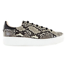 Buy Mint Velvet Andi Trainers Online at johnlewis.com