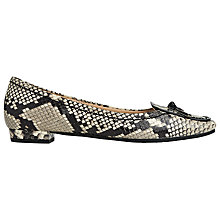 Buy L.K. Bennett Marais Low Heeled Loafers Online at johnlewis.com