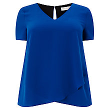 Buy Windsmoor Layered Top, Cobalt Online at johnlewis.com