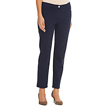 Buy Betty Barclay Sally Four Pocket Cropped Jeans, Navy Blue Online at johnlewis.com