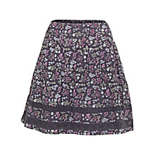 Buy Fat Face Matilda Butterfly Garden Skirt, Phantom/Multi Online at johnlewis.com