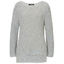 Buy Betty Barclay Ribbon Knit Jumper, Frosted Blue Online at johnlewis.com