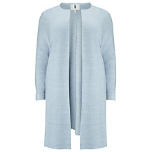 Buy Studio 8 Paula Knitted Coat, Pale Blue Online at johnlewis.com