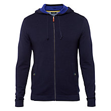 Buy Ted Baker Namhai Textured Hoodie Online at johnlewis.com