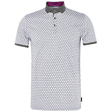 Buy Ted Baker Spot Print Polo Shirt Online at johnlewis.com