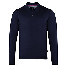 Buy Ted Baker Polvin Polo Shirt, Navy Online at johnlewis.com