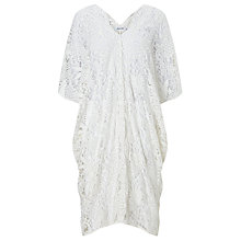 Buy Sybil Cotton Crochet Dress Online at johnlewis.com