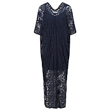 Buy Sybil Cotton Crochet Maxi Dress Online at johnlewis.com