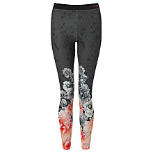 Buy Ted Baker Leggia Monorose Sports Leggings, Multi Online at johnlewis.com