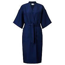 Buy Minimum Diddan Kimono Jacket, Twilight Blue Online at johnlewis.com