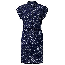 Buy Minimum Eleni Dress, Twilight Blue Online at johnlewis.com