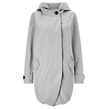 Buy Numph New Morgan Raincoat, Drizzle Online at johnlewis.com