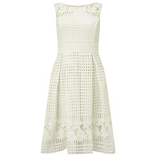 Buy Phase Eight Lola Lace Dress, Ivory Online at johnlewis.com