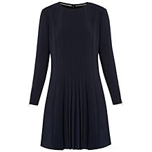 Buy Ted Baker Caara Pleat Detail Dress Online at johnlewis.com