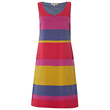 Buy White Stuff Fun Fiesta Stripe Dress, Multi Online at johnlewis.com