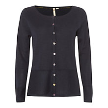 Buy White Stuff Boxtree Cardigan, Navy Online at johnlewis.com