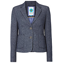 Buy White Stuff Collage Blazer, Oxford Blue Online at johnlewis.com
